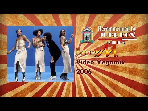 Boney M. Video Megamix 2006