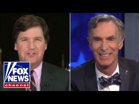 Tucker vs. Bill Nye the Science Guy