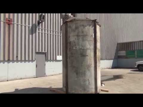Used- Tank, Approximate 2,000 Gallon - stock # 48243038
