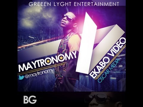 Maytronomy - Ekabo (Official Video)