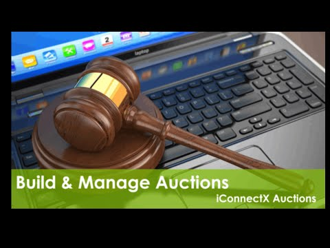 iConnectX Auction | Online Fundraising Auction Platform for Charity/Nonprofits, Free Online Auction