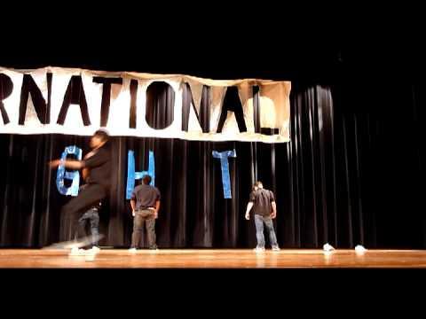 International Night 2011 - Breakdance