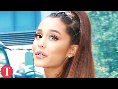 Ariana Grande Publicity Stunt Drops New Single Break Up With Your Girlfriend, I'm Bored