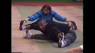National (talent) hurdles training with guest star Colin Jackson (1998)