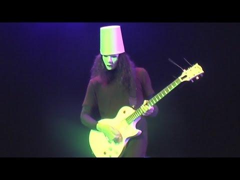 Buckethead - Full Show - Multicam - Boulder Theatre - Colorado - 7/23/16 - HD