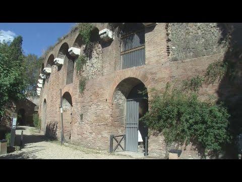 Domus Aurea, cantiere aperto al pubblico: fino al venerdì si lavora, nel weekend le visite