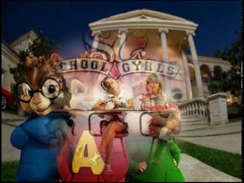 school gyrls-something like a party (Version  chipmunks)