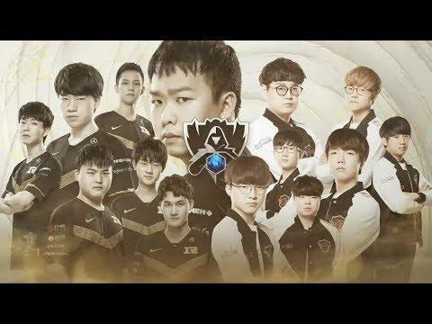 【2019全球總決賽】小組賽 第二天 SKT vs RNG