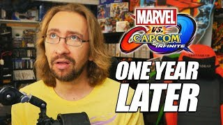 ONE YEAR LATER...Max Reflects On Marvel Vs. Capcom Infinite