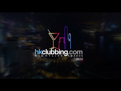 hkclubbing.com Nightlife Awards 2020 Winners