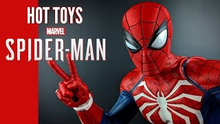 Hot Toys Spiderman PS4 Advanced Suit Review