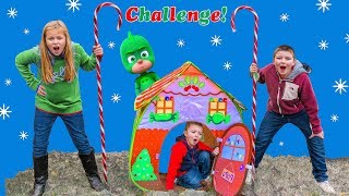 Assistant and Batboy Ryan Challenge for PJ Masks and Paw Patrol and Vampirina