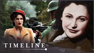 Nancy Wake: Gestapo's Most Wanted (French Resistance Documentary) | Timeline