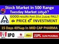ITC STOCK FALL, VODAFONE IDEA STOCK, ITC STOCK, MID CAP PHARMA STOCK