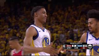 05/26/18 - Patrick McCaw Makes His 2018 Playoff Debut [2018 WCF Game 6]
