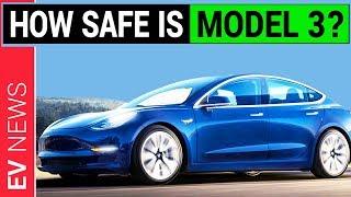 How Safe is Your Tesla Model 3?