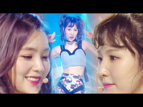 《Comeback Special》 Red Velvet (레드벨벳) - Russian Roulette (러시안 룰렛) @인기가요 Inkigayo 20160911