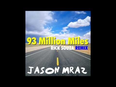 Baixar Jason Mraz  93 Million Miles (Rick Souza Remix)