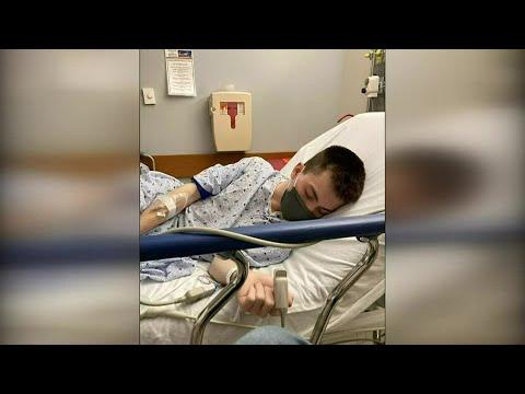 Nach der Pfizer-Impfung bekommt ein Junge (17) eine Herzentzündung und weiter Fälle werden Untersucht