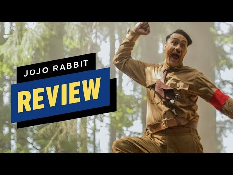 Jojo Rabbit Review - Taika Waititi, Scarlett Johansson
