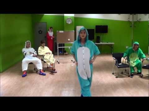 NU'EST Ren's Cute Dancing [뉴이스트 LO/\E STORY Cut]
