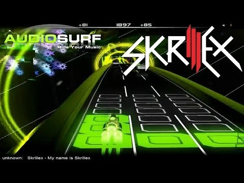 Baixar #2 Skrillex - My name is Skrillex | (Full Album) Audiosurf 720p HD
