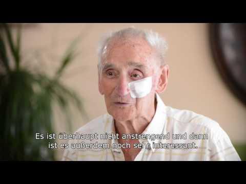 SilverFit and Korian (German subtitles)