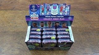 12 TINS! Match Attax Champions League 2018/19