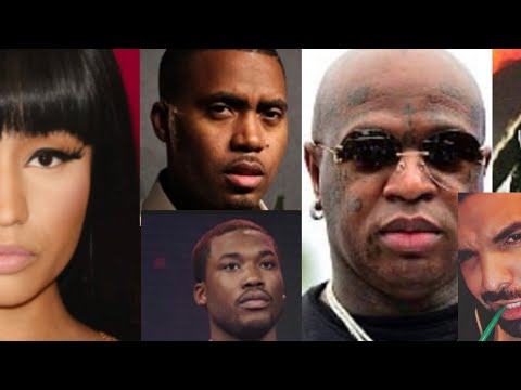 Birdman Calls out Lil Wayne and Cortez for Drake Business, Nicki statement, Nas and Meek Mill