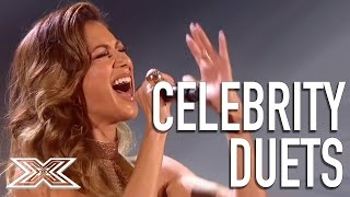 Top Celebrity Duets | Beyoncé, Robbie Williams, Christina Aguilera & MORE | X Factor Global