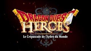 Dragon quest heroes disponible sur ps4 :  bande-annonce
