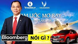 Vinpearl Air: Báo Quốc Tế Nói Gì Về Quyết Định Rút Lui Của Vingroup?