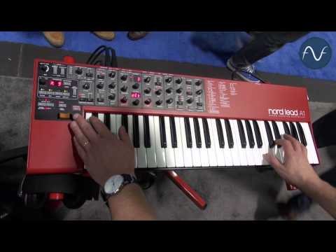 [NAMM] Nord Lead A1