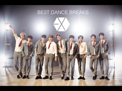 EXO's Best Dance Breaks