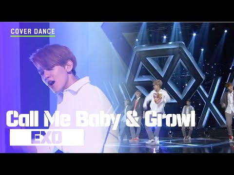ALL THE K-POP Cover Dance ::: EXO - Call Me Baby & Growl