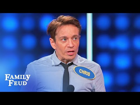 Chris Kattan can't believe THIS ANSWER!