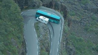 Geiranger-Gudbrandsjuvet-Trollstigen - Norwegen im August