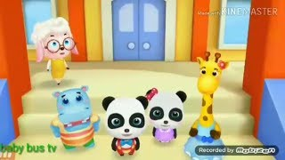 baby bus tv  Kiki and friends with the magic bus !Cartoon for children