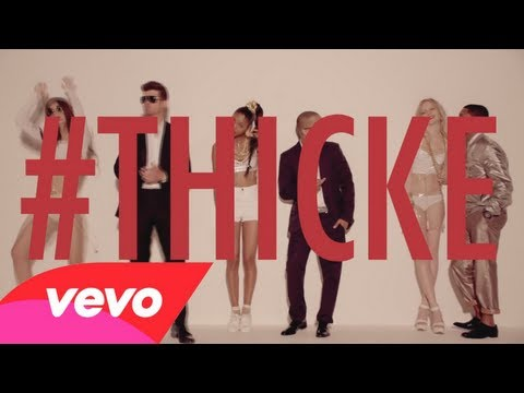 Baixar Robin Thicke - Blurred Lines (Clean) ft. T.I., Pharrell