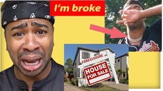 PRETTYBOYFREDO files for BANKRUPTCY and exposed for wearing FAKE Jewelry‼️