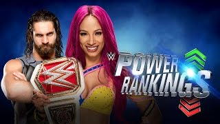 WWE Power Rankings, 30. Juli 2016