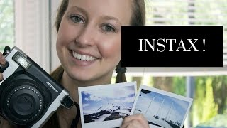Instax Camera Review 300 Wide