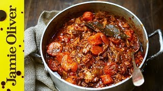 Jamie's Easy Slow-cooked Beef Stew
