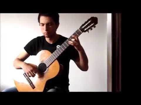 Colombia Tierra Querida (Guitarra Clásica) Arreglo de: Julian Escobar .G