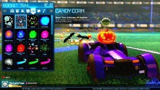 Rocket League | Halloween UPDATE!