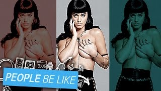 Katy Perry Wants To Sell You Things