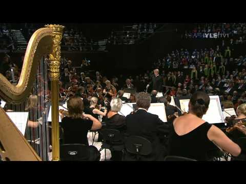 Sibelius - Finlandia op. 26 (Opening of the new Helsinki music hall)