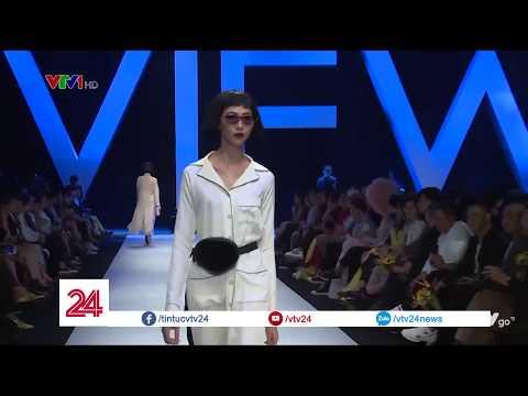 Toàn cảnh tuần lễ thời trang quốc tế xuân hè 2018 | VTV24