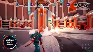 Геймплей игры Darwin Project (ОБТ, Full HD, Ultra Graphics)
