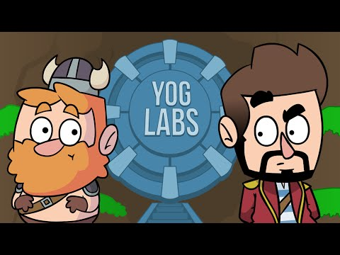 ♪ Welcome To YogLabs - Original Song and Animation
